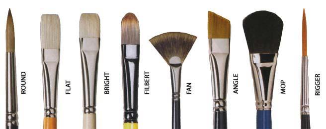 Brushtypes
