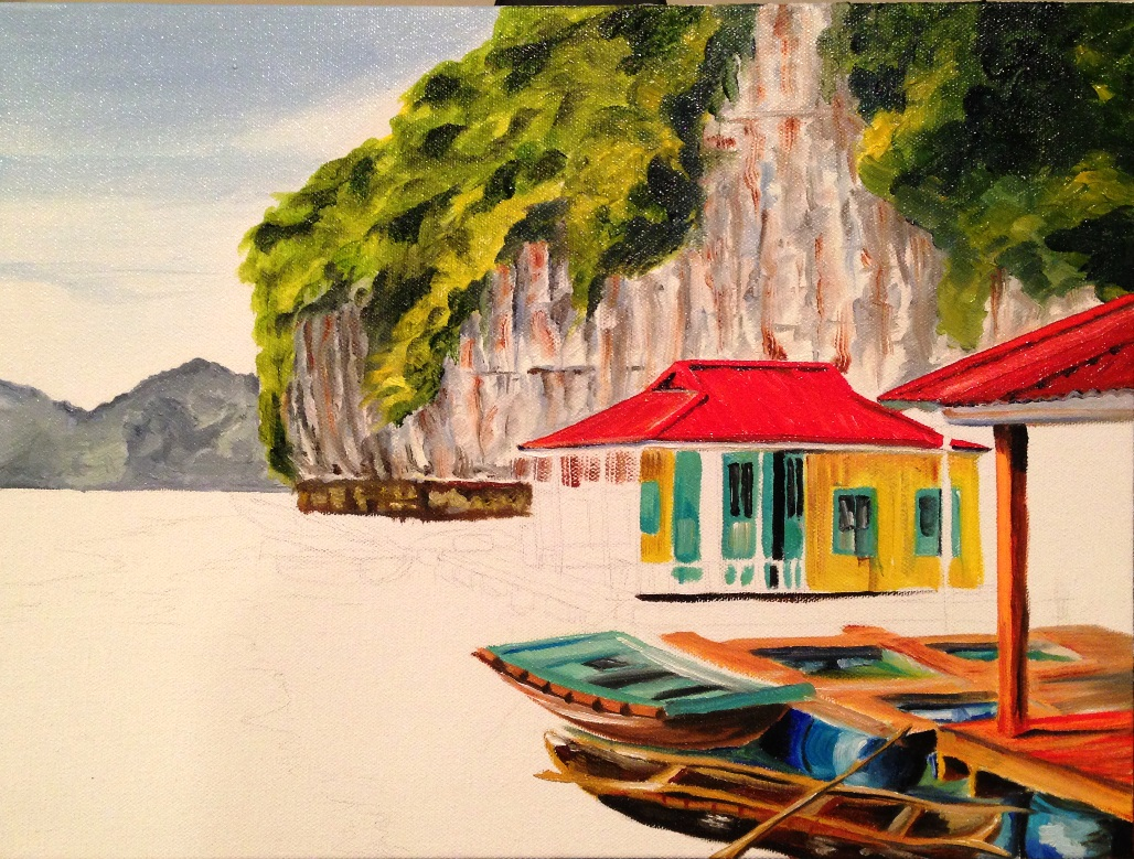 Floating house-in progress-copy