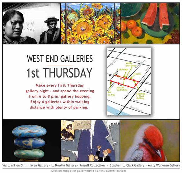 Austin Events-westend galleries