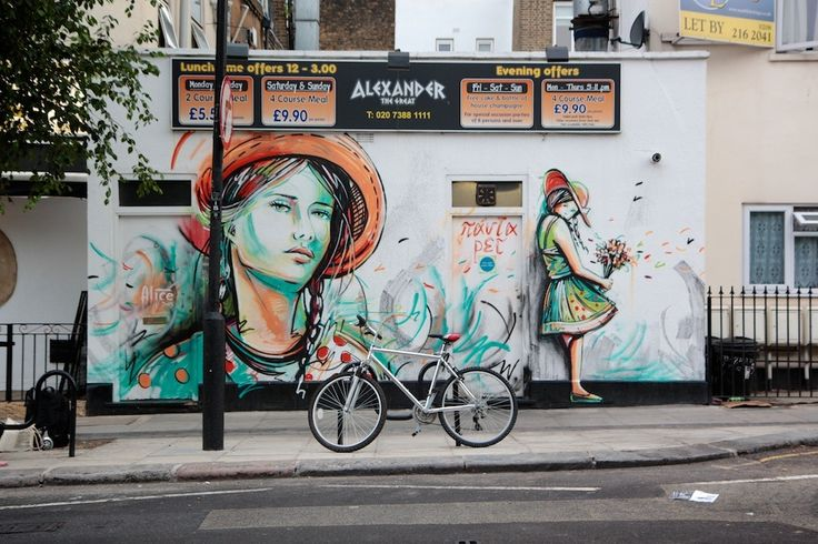 Graffiti Art-Alice of London-2
