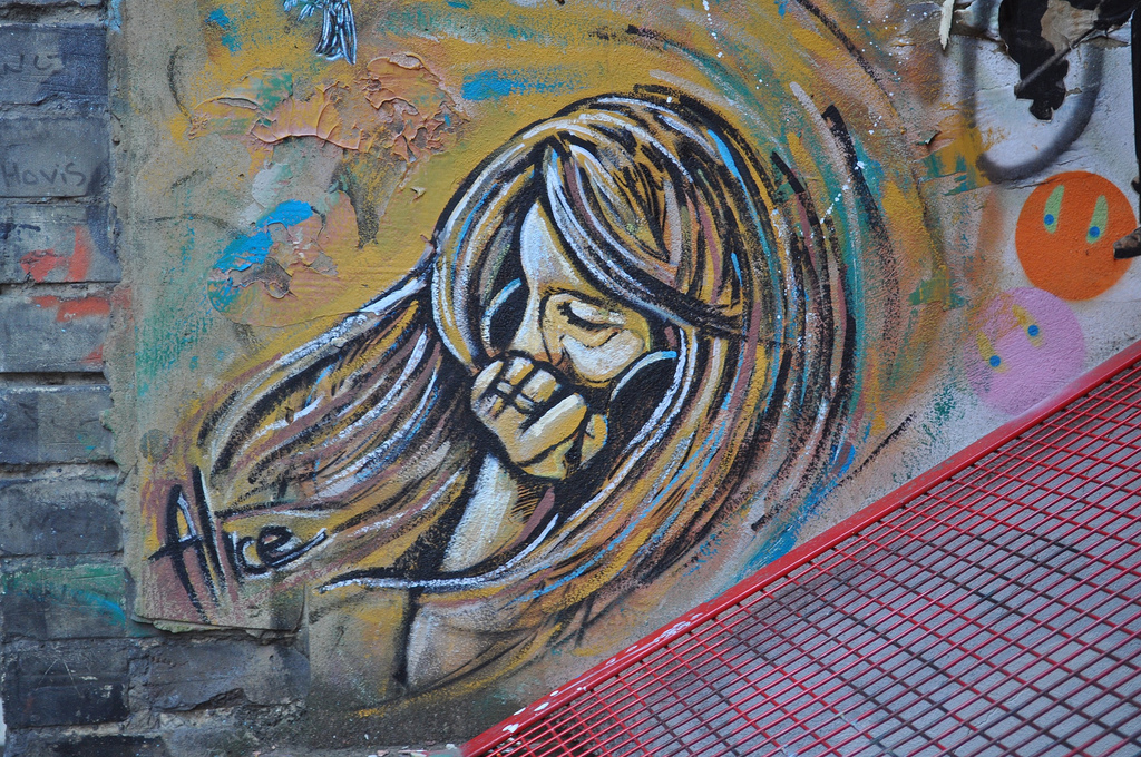 Graffiti Art-Alice of London-4