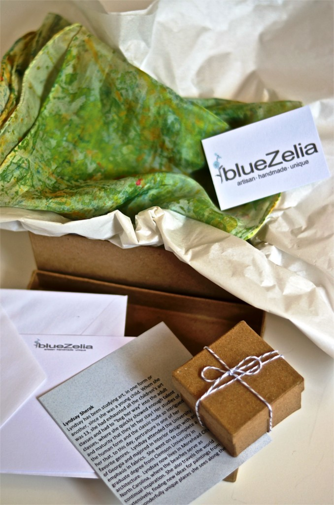 bluezelia gift services