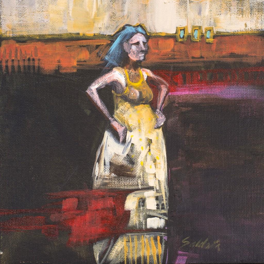 8x8 Small Works-Andrew Saldana