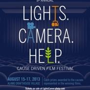 Austin Events-Lights.Camera.Help.Film Festival