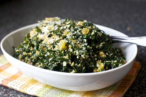 Inspiring Links-Kale Recipe