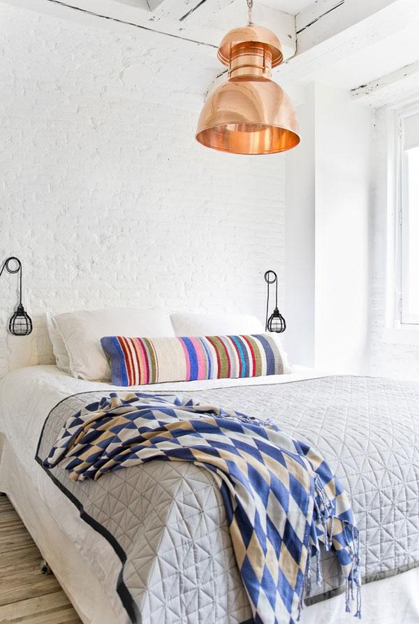 Inspiring Links -Pinteresting-White-Brick-Bedroom
