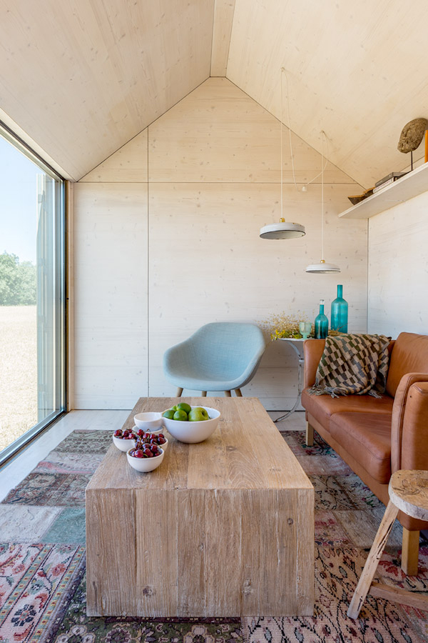 The Art of Living Small-tiny houses