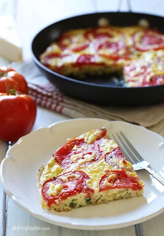 inspiring links-tomato-and-zucchini-frittata