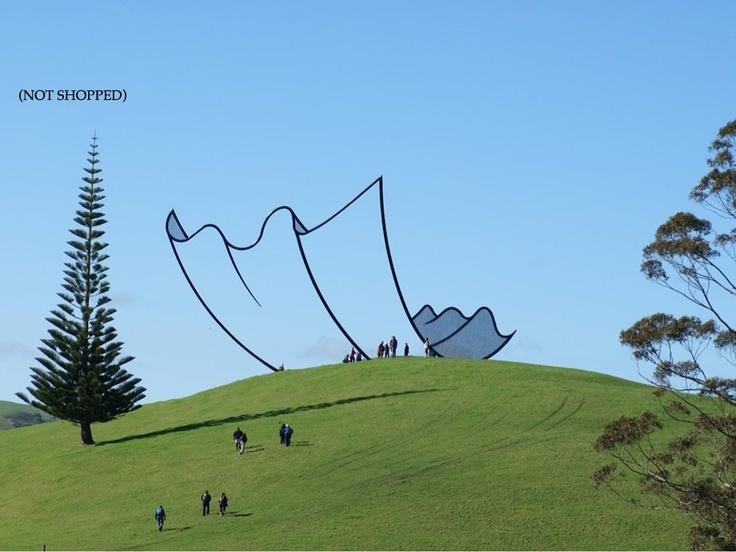 Farm Sculpture