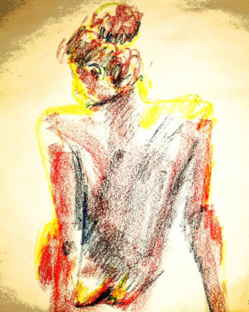 Thinking Back-Frank Botello