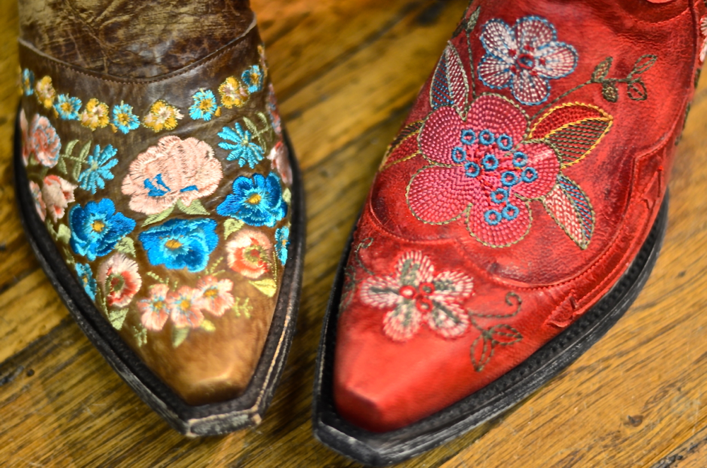 Old Gringo Cowboy Boots Fashion Or Art