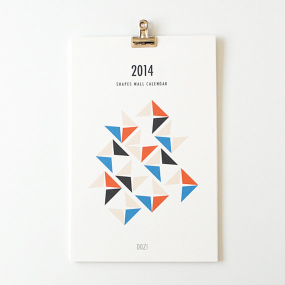 dozi-2014 Calendar